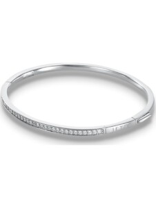 JETTE Damen-Armreif 925er Silber rhodiniert 32 Zirkonia Jette silber