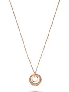 JETTE Damen-Kette 925er Silber Jette roségold
