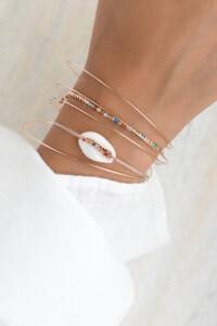 KAURI Armband Edelsteine