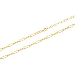 Kette für Damen aus vergoldetem 925er Silber