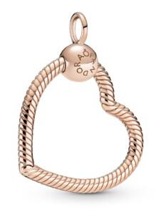 Kettenanhänger – Herz  Pendant – Pandora Rosé
