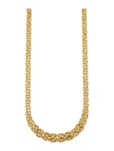 Königskette Diemer Gold Gelbgoldfarben