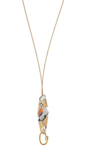 Kreuchauff-Design: Collier 'Coucher du Soleil', Collier, Schmuck