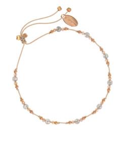 LABRADORIT|Armband Peach
