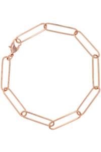 LIAISON Armband rosé vergoldet