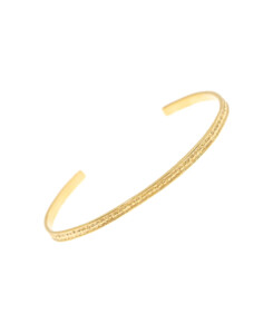 LOUISE|Armreif Gold