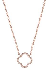 LUCK Diamant Halskette