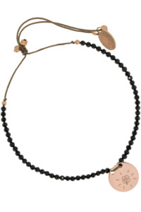 LUCKY CLOVER Armband SPINELL