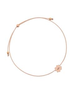 LUCKY CLOVER|Armband Rosé