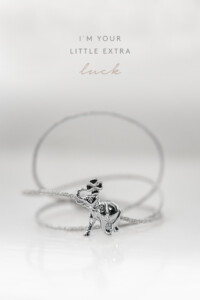 LUCKY ELEPHANT Armband Sterling Silber