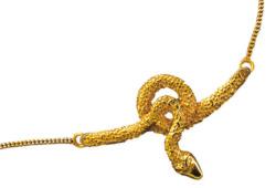 Magisches Schlangen-Collier, Collier, Schmuck