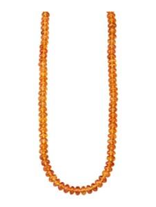 Mandarin-Granat-Kette Diemer Farbstein Orange