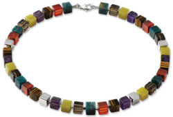Marc Kolsters: Collier 'Cubo', Schmuck