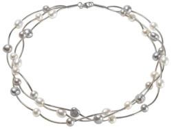 Marc Kolsters: Collier 'Pearls', Collier, Schmuck