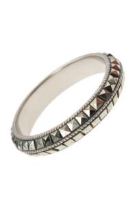 Markasit Ring Sterling Silber