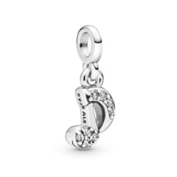 Me Charm Musiknote aus Sterlingsilber