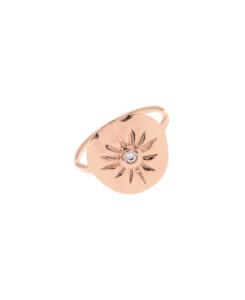 MINERVA|Ring Rosé