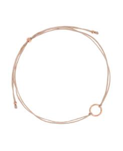 MINI CIRCLE|Armband Rosé
