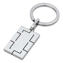 Moderner Schlüssel Anhänger mit Muster