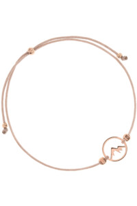 MOUNTAIN Armband Rosé vergoldet