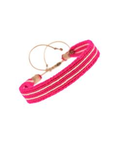 NARIÑO|Armband Pink