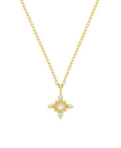 NORTH STAR|Halskette Gold
