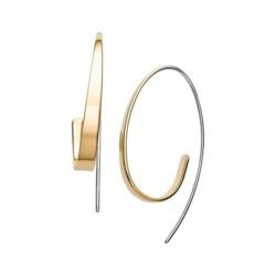Ohrhänger Kariana für Damen aus Edelstahl gold
