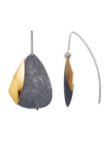 Ohrringe Diemer Trend Grau