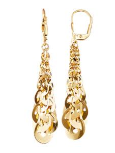 Ohrringe in Gelbgold Diemer Gold Gelbgoldfarben