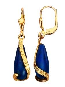 Ohrringe KLiNGEL Blau