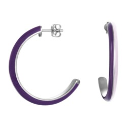 Ohrstecker Marin Lavender-Purple