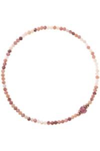 OPAL Armband rosé vergoldet