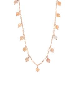 OPAL|Halskette Rosé