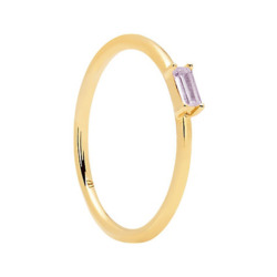 P D Paola Damenring Purple Amani AN01-148-14