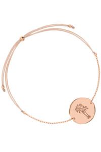 PALM Armband Rosé vergoldet