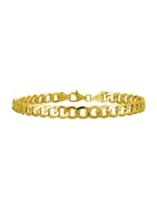 Panzerarmband Diemer Gold Gelb