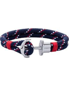 Paul Hewitt Armband Phrep Perlon/Nylon, Edelstahl