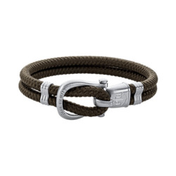 Paul Hewitt Herrenarmband Phinity Nylon PH-SH-N-S-O-XL