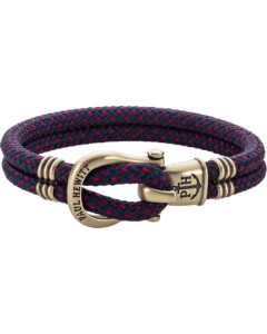 Paul Hewitt im SALE Herrenarmband aus Perlon/Nylon, PH-SH-N-M-NR-XL, EAN: 4251158748924