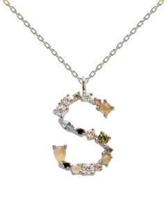 PD Paola im SALE Kette aus 925 Silber Damen, CO02-114-U, EAN: 8435511710049