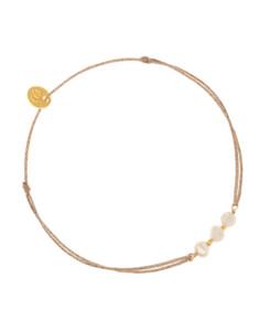 PEARL|Armband Gold