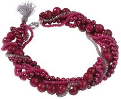 Perlencollier 'Berry', Collier, Schmuck