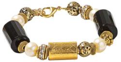 Petra Waszak: Armband 'Opulent', Schmuck