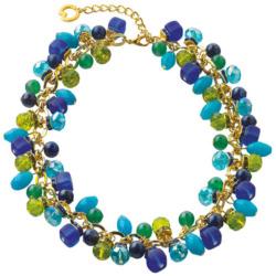 Petra Waszak: Perlencollier 'Lido', Collier, Schmuck