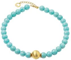 Petra Waszak: Perlencollier 'Mermaid', Collier, Schmuck