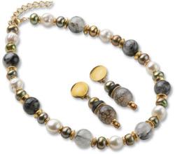 Petra Waszak: Schmuckset 'Perlen des Jugendstils', Schmuckset