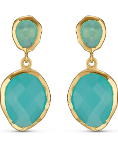 QOOQI Ohrringe im SALE Ohrhänger aus 925 Silber, 87917045, EAN: 4040615329970
