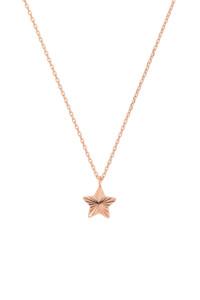 RADIANT STAR Halskette rosé vergoldet