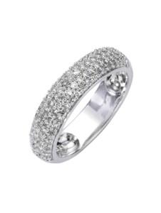 Ring 585/- Gold Brillant weiß Brillant Glänzend 0,50ct. Diamonds by Ellen K. weiß
