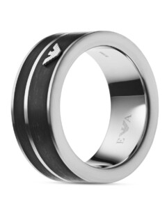 Ring aus Edelstahl-64